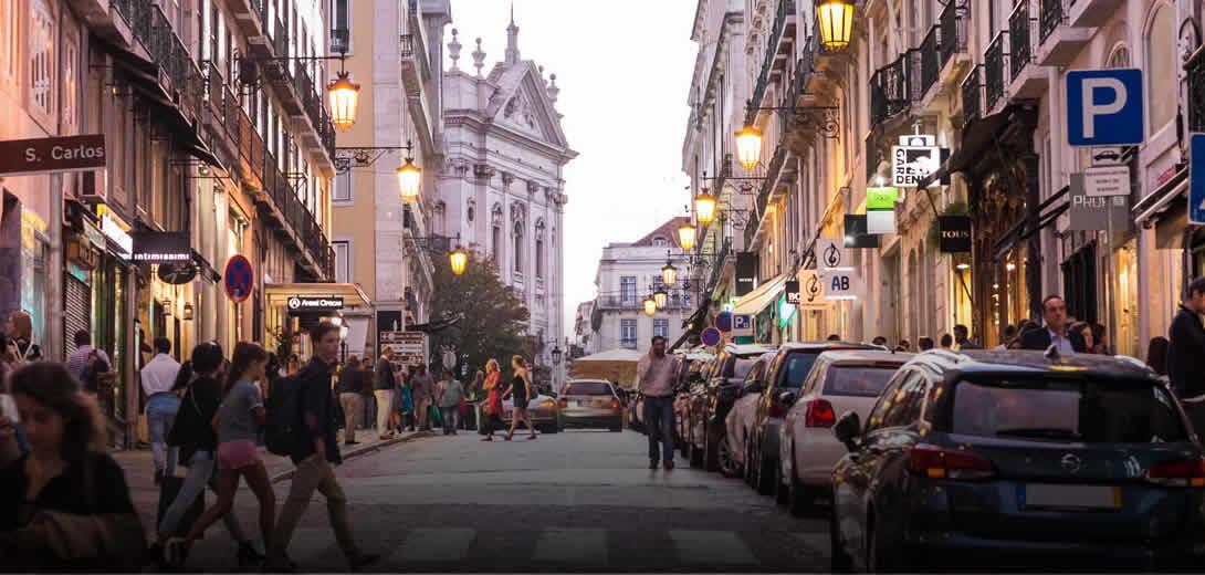 Transfers em Lisboa desde 20€