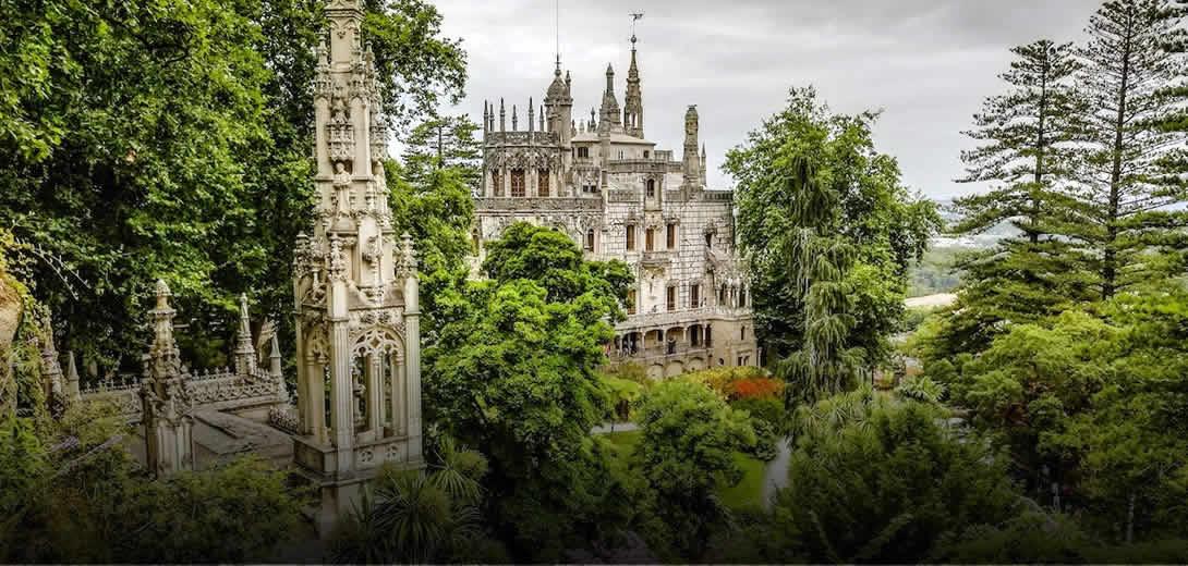 Transfers e tours em Sintra